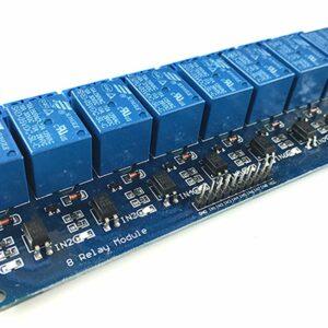 8 Channel DC 5V Relay Module in Pakistan