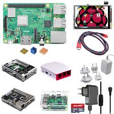 Raspberry Pi 4 Advance Kit