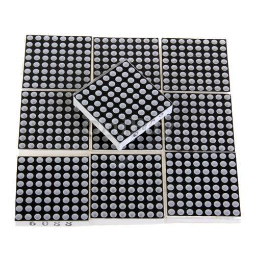48x48mm 8×8 Dot Matrix LED Display