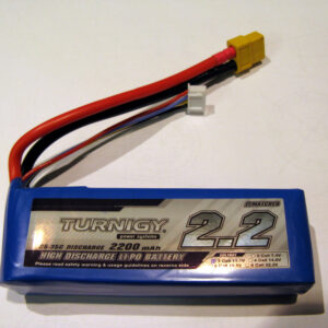 2200 mah 3S Lipo Battery 11.1V