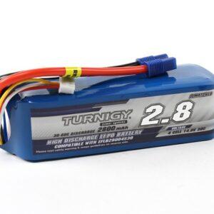 2800 mah 3S Lipo Battery 11.1V