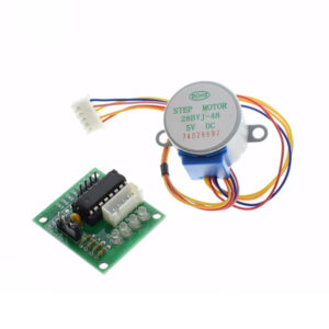 28BYJ48 5V Stepper Motor With ULN2003 Driver Board