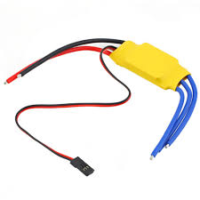 30A High-Power 12V 3-phase Brushless Motor PWM Speed Controller