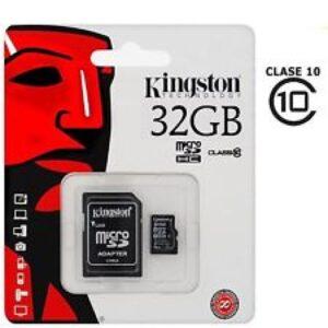 32 GB Kingston Memory Card in Pakistan