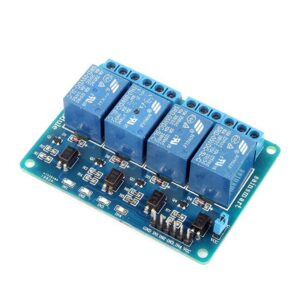 Four Channel 5V Relay Module