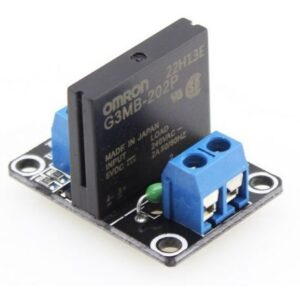 1 Channel Solid State Relay Module SSR Module For Arduino