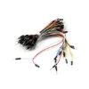 Breadboard Jumper Cables Arduino Jumper Wires (65 pcs)