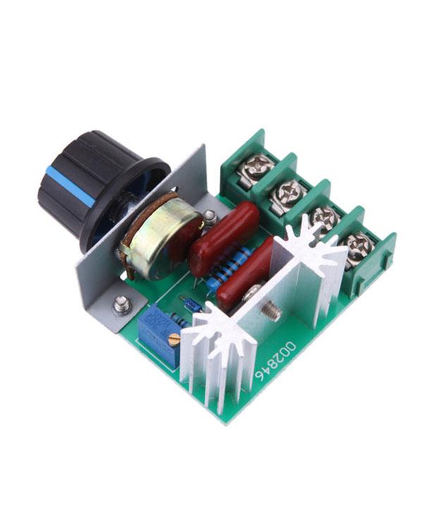 AC Motor Speed Controller 2000W Voltage Regulator