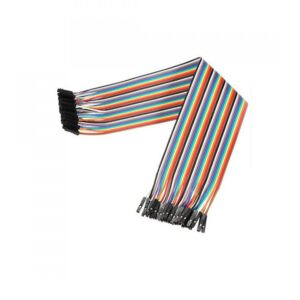 Breadboard Jumper Wires Female to Female 30 cm