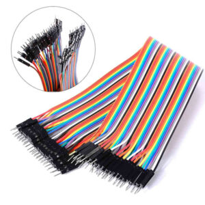 Breadboard Jumper Wires Male to Male 1 X 40