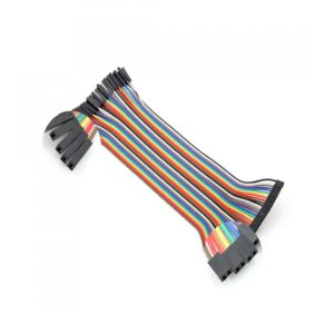 Breadboard Jumper Wires Female to Female 20 cm