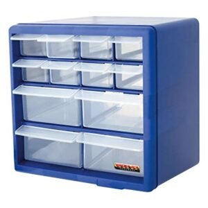 Cabinet 12 Plastic Drawer multi uses Box