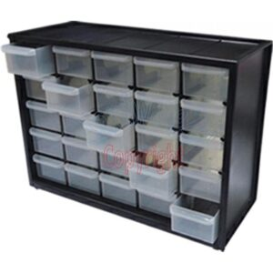 Cabinet 25 Plastic Drawer Box