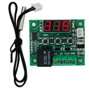 Digital ThermostatTemperature Control Switch Sensor Module W1209