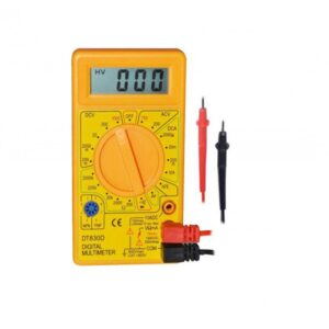 DT 830D Digital Multi Meter in Pakistan