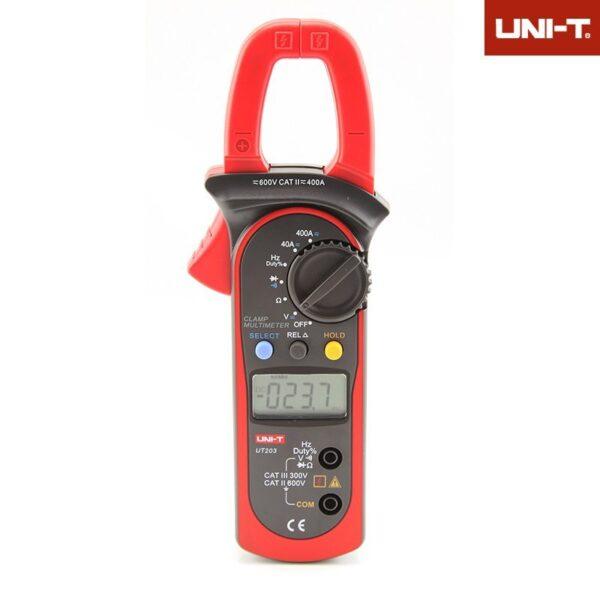 Digital Clamp Multi meter UT203_UNI-T