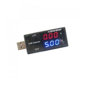 Current Voltage Dual USB Ammeter Tester in Pakistan