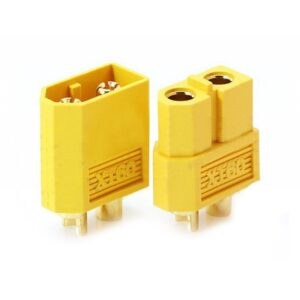 Genuine XT60 RC Lipo Battery Connector Male Female Pair