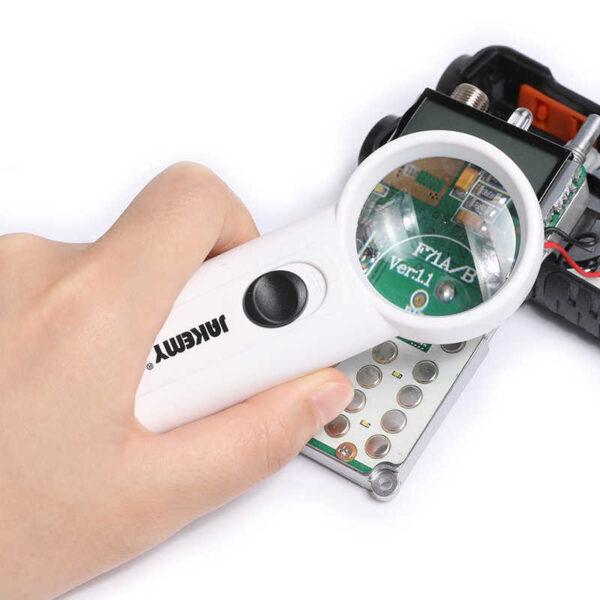 Jakemy JM-Z19 8X Optical Magnifier