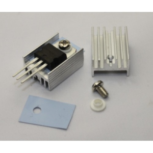 LM7805 Voltage Regulator with Heatsink