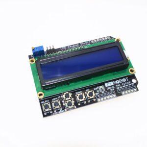 LCD Keypad Shield LCD1602 For Arduino