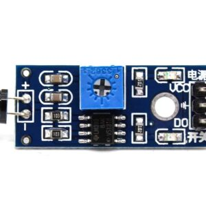 LM393 3 Pin IR Flame Detection Sensor Module