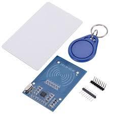 MFRC522 RC522 RFID Card Reader Writer Module