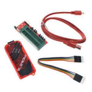 Microchip Pickit 3 Pic Kit 3 Programmer Pickit 3 Debugger with Zif Socket