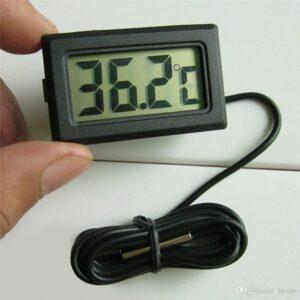 Mini Digital Lcd Temperature Meter Digital Thermometer