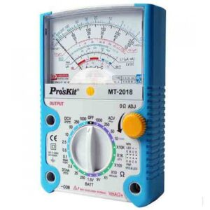 ProsKit MT-2018 Protective Function Analog Multimeter