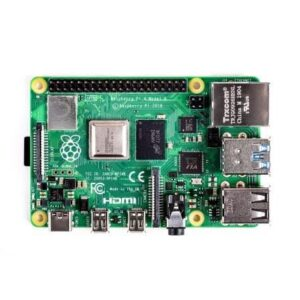 Raspberry Pi 4 Model-B with 4 GB RAM In Pakistan
