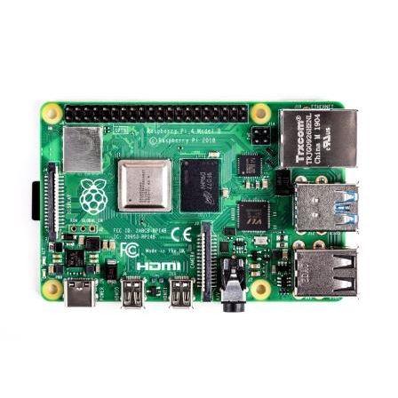 Raspberry Pi 4 Model-B with 4 GB RAM In Pakistan
