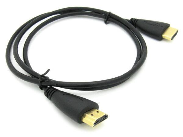 Raspberry Pi HDMI Cable (1.5m)