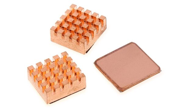 Raspberry Pi Heat Sink (Copper)