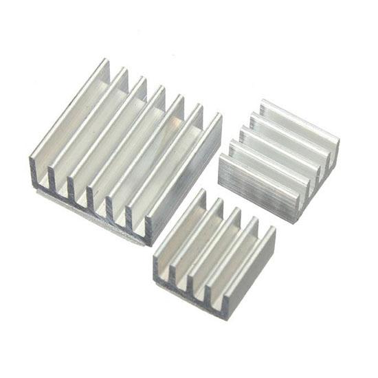 Raspberry Pi 3 Heat sink (Aluminum)