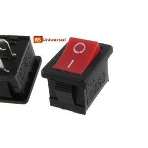 2 Pin On Off Switch Rocker Switch in Pakistan