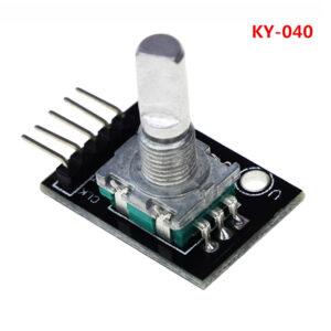 Rotary Encoder Module Sensor KY-040 in Pakistan