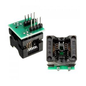 SOP8 150 mill Socket Adapter For SMD ICs