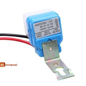 Sun Switch LDR DC 12V 10A Photosensor Photocell Sensor Automatic Light Control Switch