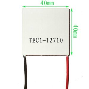 TEC1-12710 Thermoelectric Cooler 10A Peltier Module