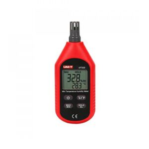UNI-T UT333 Mini Digital Temperature And Humidity Meter
