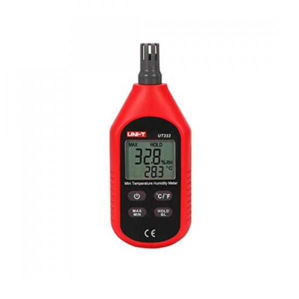 UNI-T UT333 Mini Digital Temperature And Humidity Meter