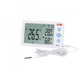 UT A12T Digital LCD IndoorOutdoor Thermometer