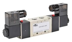Solenoid Valve Plastic 1 inch AC 220V in Pakistan (Normally Closed)
