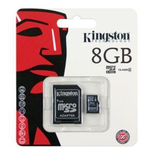 8GB Kingston Memory Card in Pakistan