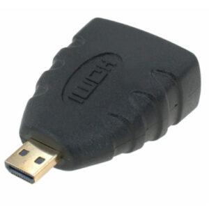 HDMI Female to Mini HDMI male Converter Adapter