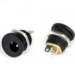 DC Jack PCB Mount Electrical Plug Socket Connector