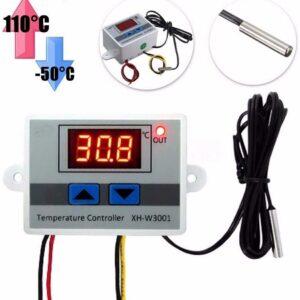 W3001 Temperature Controller Digital LED Temperature Controller
